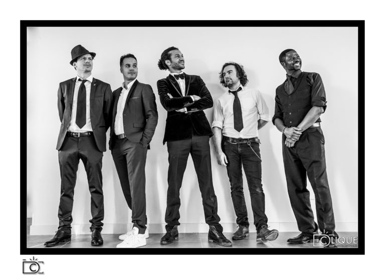 Photo groupe musique