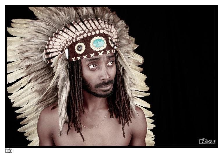 Portrait Artiste Chanteur photographe