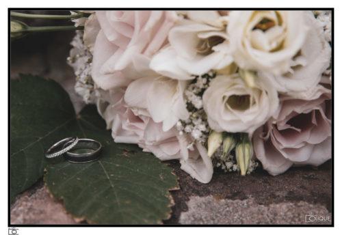 Fleur bouquet marié